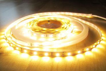 SET 12200 Lumen 10m Ultra-Highpower LED Streifen mit 600 2835 LED's warmweiß weiss superhell inkl. Netzteil 24V Pro-Serie TÜV/GS geprüft – Bild 6