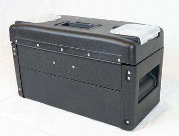 METALL Werkzeugkiste mit 6 Funktionen WK2-B BLACK EDITION  – Bild 5