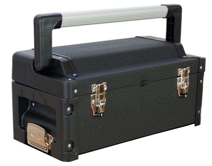 Erweiterungsbox Werkzeugbox für unsere Trolleys in schwarz obox