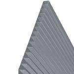 3Stück Hohlkammerstegplatten 143x70cm 6mm Lexan™ Thermoclear™ oder Makrolux Multiwall MADE IN EU - Bild 1