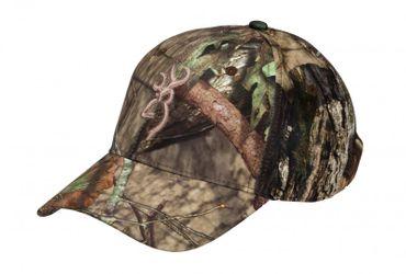 BROWNING Kappe MOBUC Camouflage braun TRAIL LITE NEU