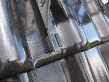 Kupfer Universal Dachtritt  1000 (1,0m) komplett Dachtritte – Bild 6