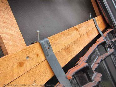 Kupfer Universal Dachtritt  1500 (1,5m) komplett Dachtritte – Bild 5