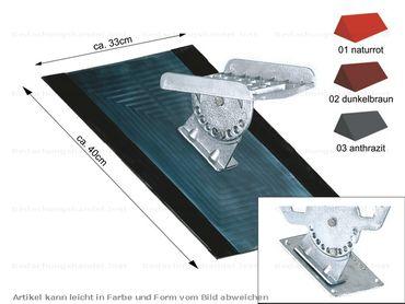 050.. Flatstep Kurzrost 46 x 25 cm Farbe 1-3 – Bild 2