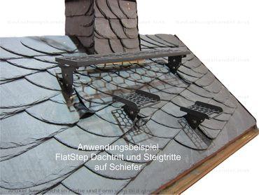 080.. Flatstep Standrost 80 x 25 cm Farbe 1-3 – Bild 4