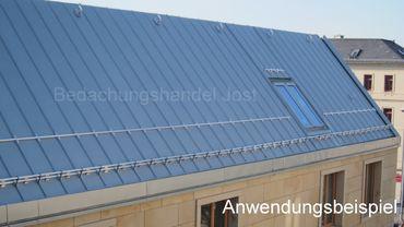 52500 Safe Alu-Trägerplatte Dachhaken mit Anschlagpunkt – Bild 5