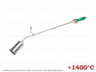780/61/05/3 P1 Propan Aufschweißbrenner 60 mm Brennerkopf, G3/8