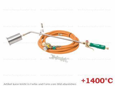 780/61/10/3/T TITAN AufschweißbrennerSet 60 mm,G3/8 5m Schlauch