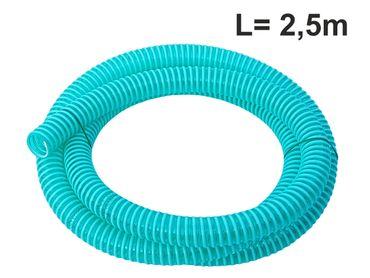 Schlauch grün d=25mm (1 Zoll) für Wassersammler, Länge  2,5m – Bild 2