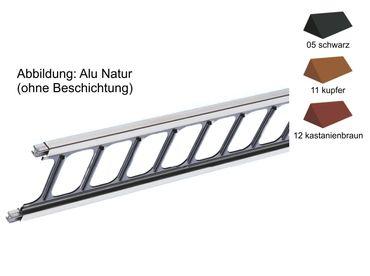 130.. TopBoard bi-colored Schneefanggitter 150x20x2cm – Bild 2