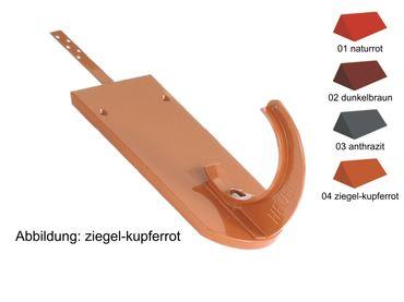 290.. Biberstütze für Rundholz – Bild 2