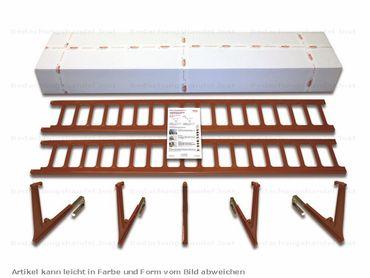 181.. Schneefangset 3m, StandardBoard für Ziegel