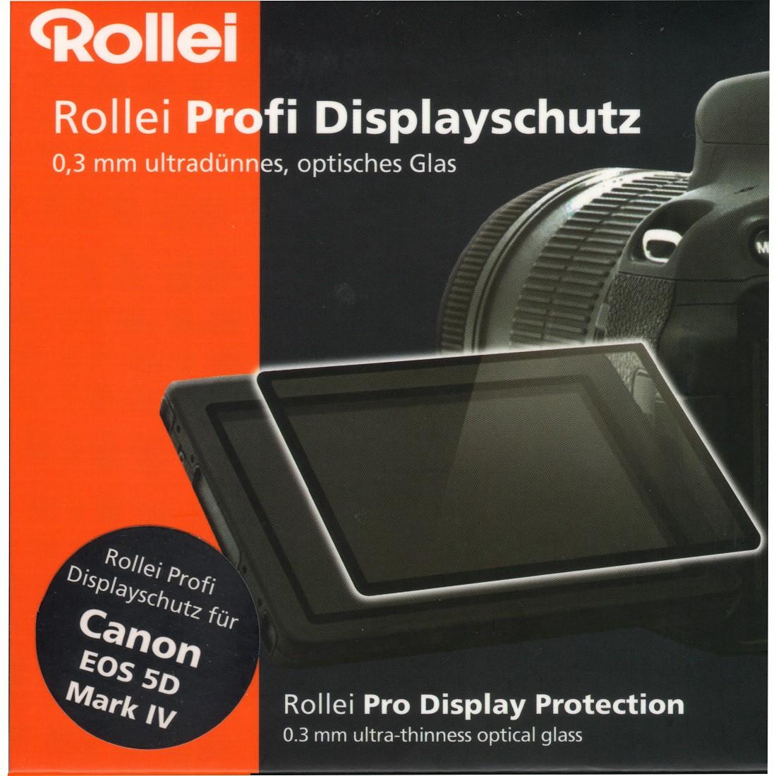 Rollei Displayschutz für Canon 5D IV
