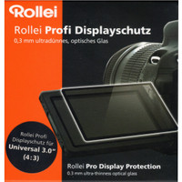 Rollei Displayschutz Universal 3 Zoll 4:3