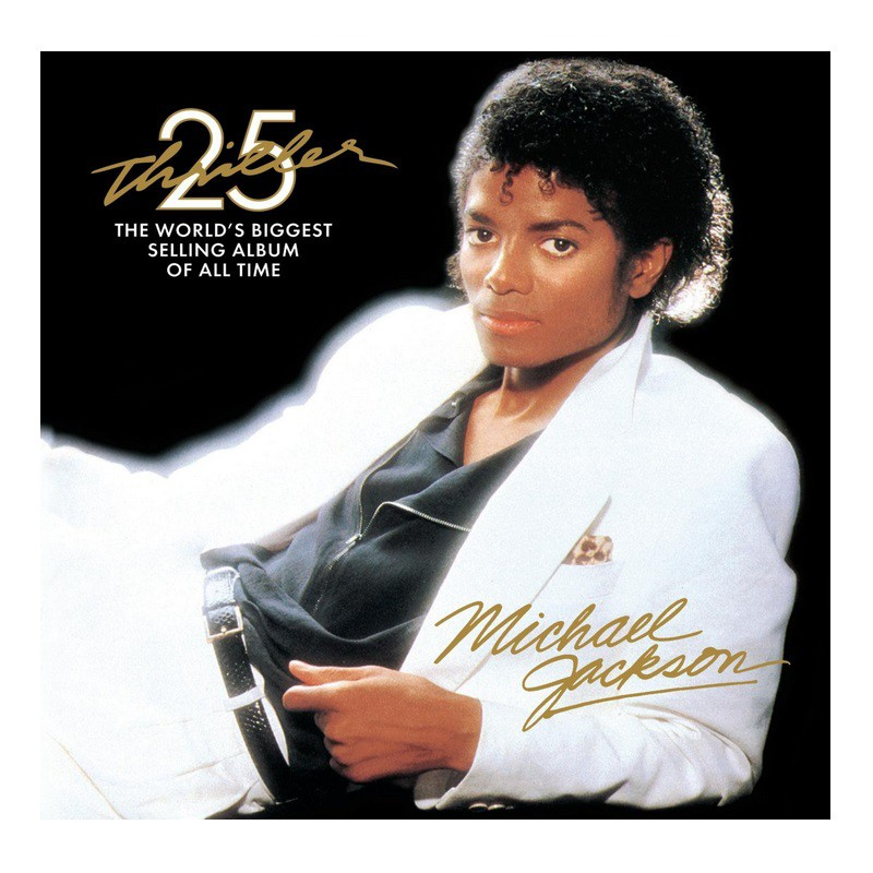Michael Jackson - Thriller 25th Anniversary Edition CD
