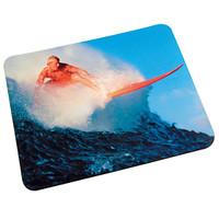 H+H Mauspad mit Kunststoffoberfläche Modell Surfer