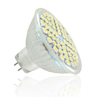 10er-Pack LED-Leuchtmittel 3.5W MR16 280lm in warmweiss