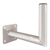 Heitech SAT-Wandhalterung aus Aluminium 35 cm - TÜV/GS-Zeichen