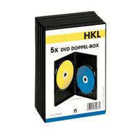 Deja DVD Doppel-Box 5 Stück, 25 Stück oder 50 Stück