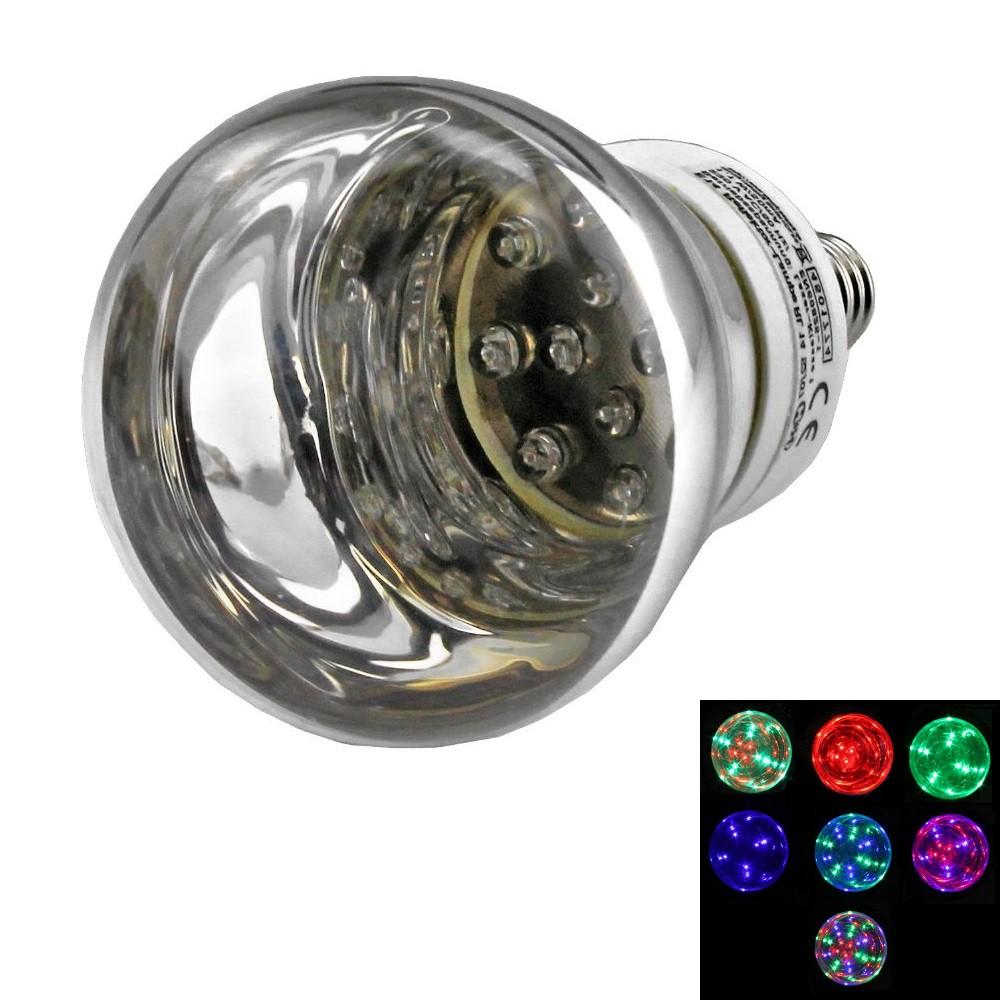 H+H LED-Reflektor-Lampe mit Farbwechsler E14 1,1 W