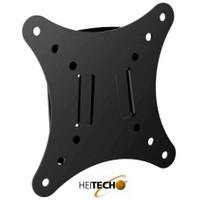 Heitech TV-Wandhalterung 10  - 24  bzw. 25 - 61 cm - max. 15 kg - TÜV/GS-Zeichen
