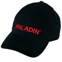 Paladin Kappe oder Basecap - schwarz/rot-