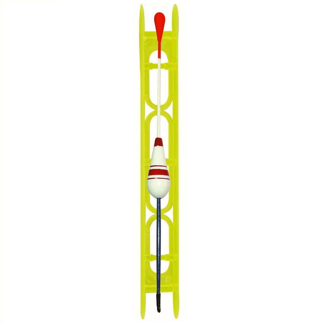 Paladin Fertigangel weiß/rot vorbebleit 1,5g - 0.26/8m/4.50kg
