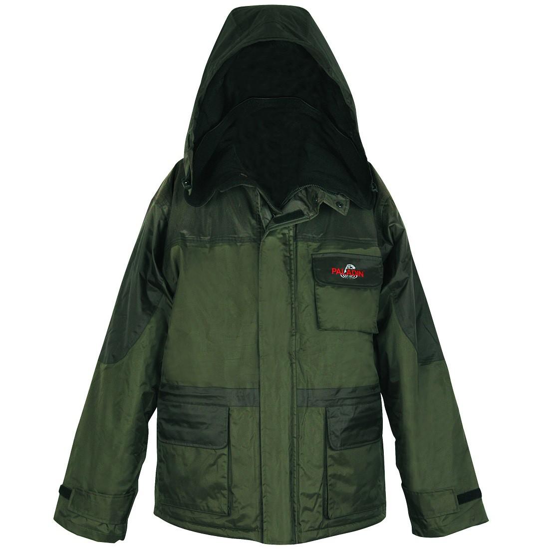 Paladin Thermo-Anzug Frostproof 2-teilig Gr XL Winter Jacke Latz-Hose Isoliert Angelsport Bekleidung