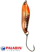Paladin Trout Spoon X 4,3g fluoorange-kupfer/kupfer mit MARUTO® Haken