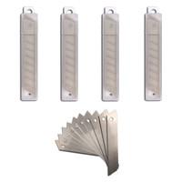 50er Pack Abbrechklinge 18mm / 0,4mm für Cuttermesser
