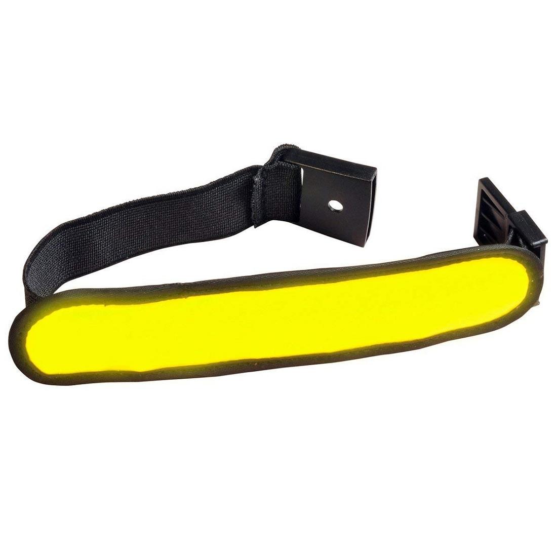 Heitech Sicherheits-Reflektor-Armband mit LED und 3 Leuchtmodi
