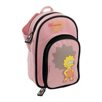 A4Tech Lisa Simpson Carry Case Rucksack