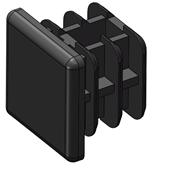 Deckel für die Deichsel  Endstück Stopfplatikteil  Plastikbuchse  Modelle ab 2017