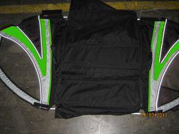 Bezug grün mit Gurtsystem für Sportrex2 für Modelle 2007-2013