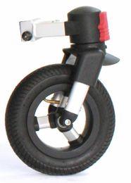 360°  drehbares LuftRad für Fahrradanhänger Sportrex Speedkid Modelle ab 2014 Qeridoo