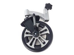 360°  drehbares Rad für Fahrradanhänger Sportrex, Speedkid1, Speedkid2 Modelle bis 2013  Qeridoo
