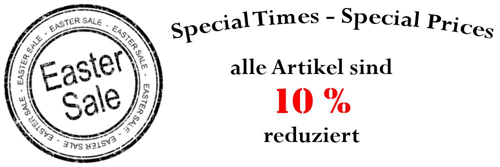 Special Times - Special Prices
