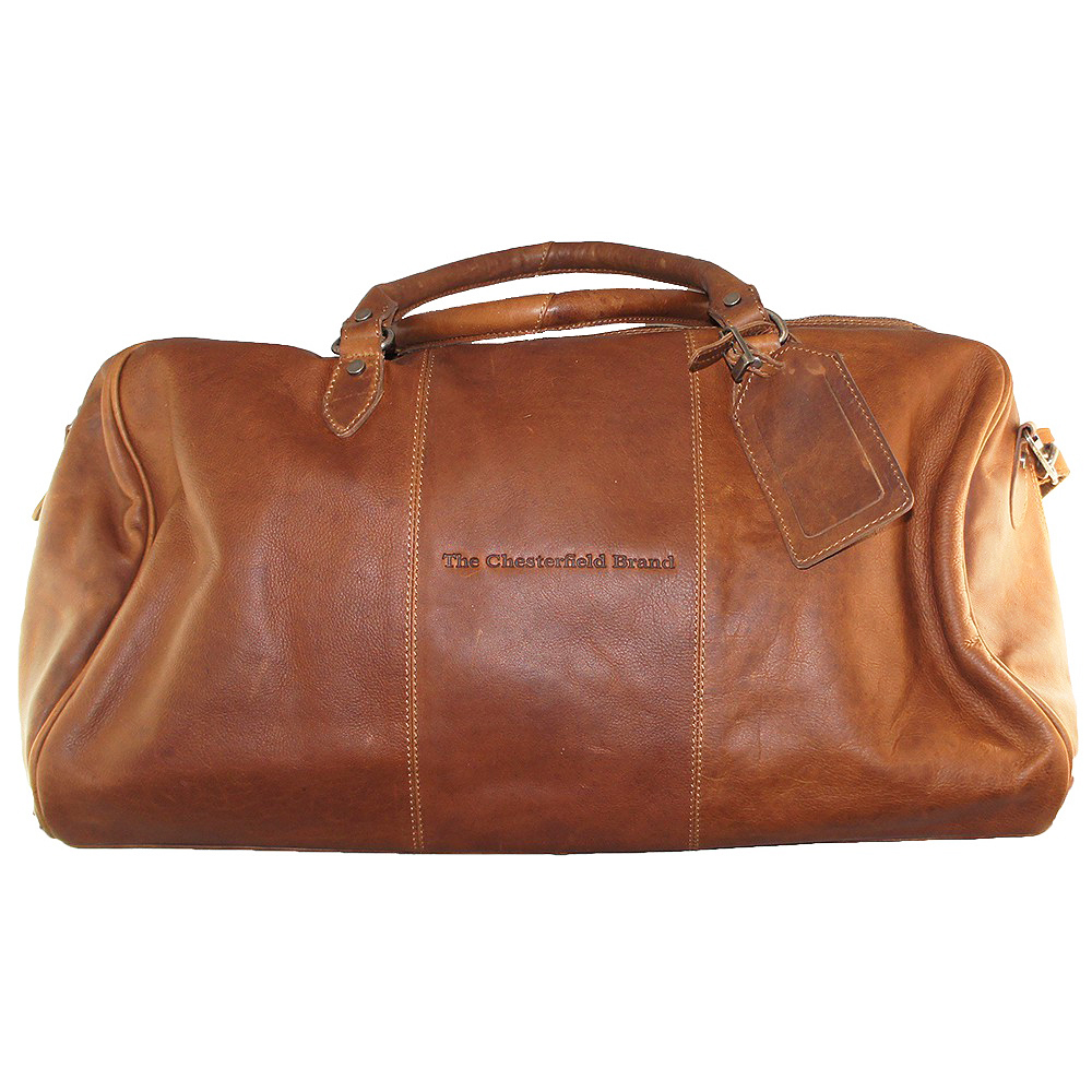 The Chesterfield Brand - Travelbag William - cognac