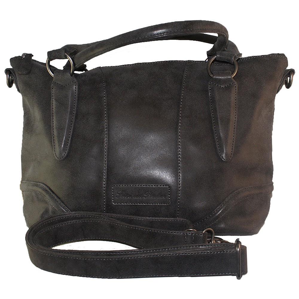 Fritzi aus Preußen - Handtasche Leah - onyx