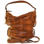 Gianni Conti - Handtasche - brown