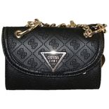 Guess - Umhängetasche Lyra Mini Crossbody - black