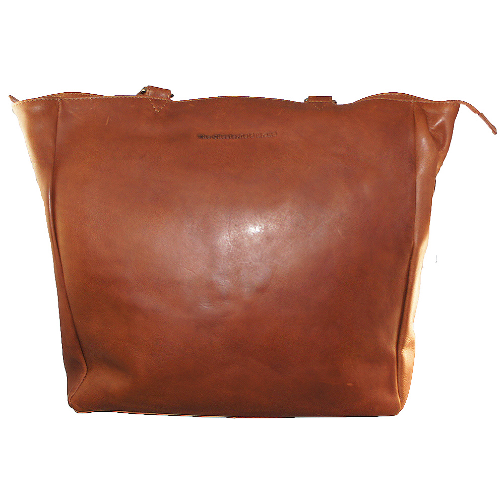 The Chesterfield Brand - Shopper large Berlin - cognac