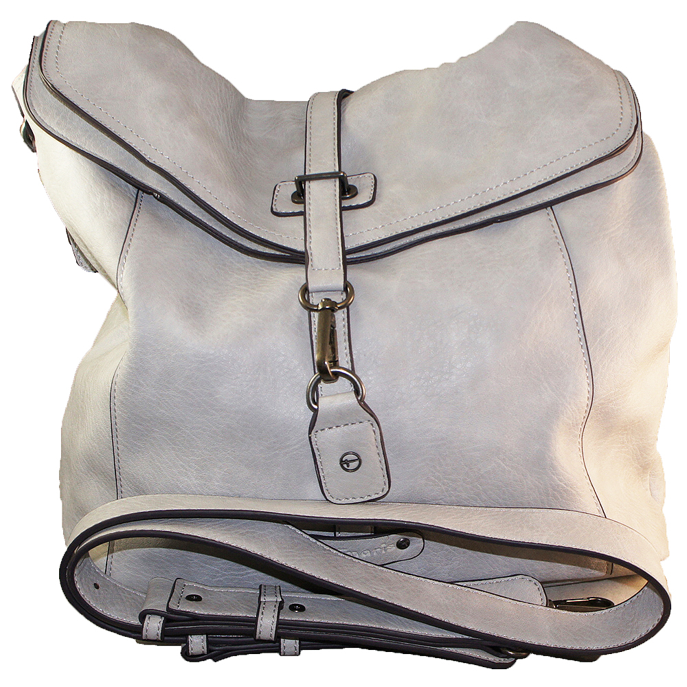 Tamaris - Bernadette Hobo Bag - light grey