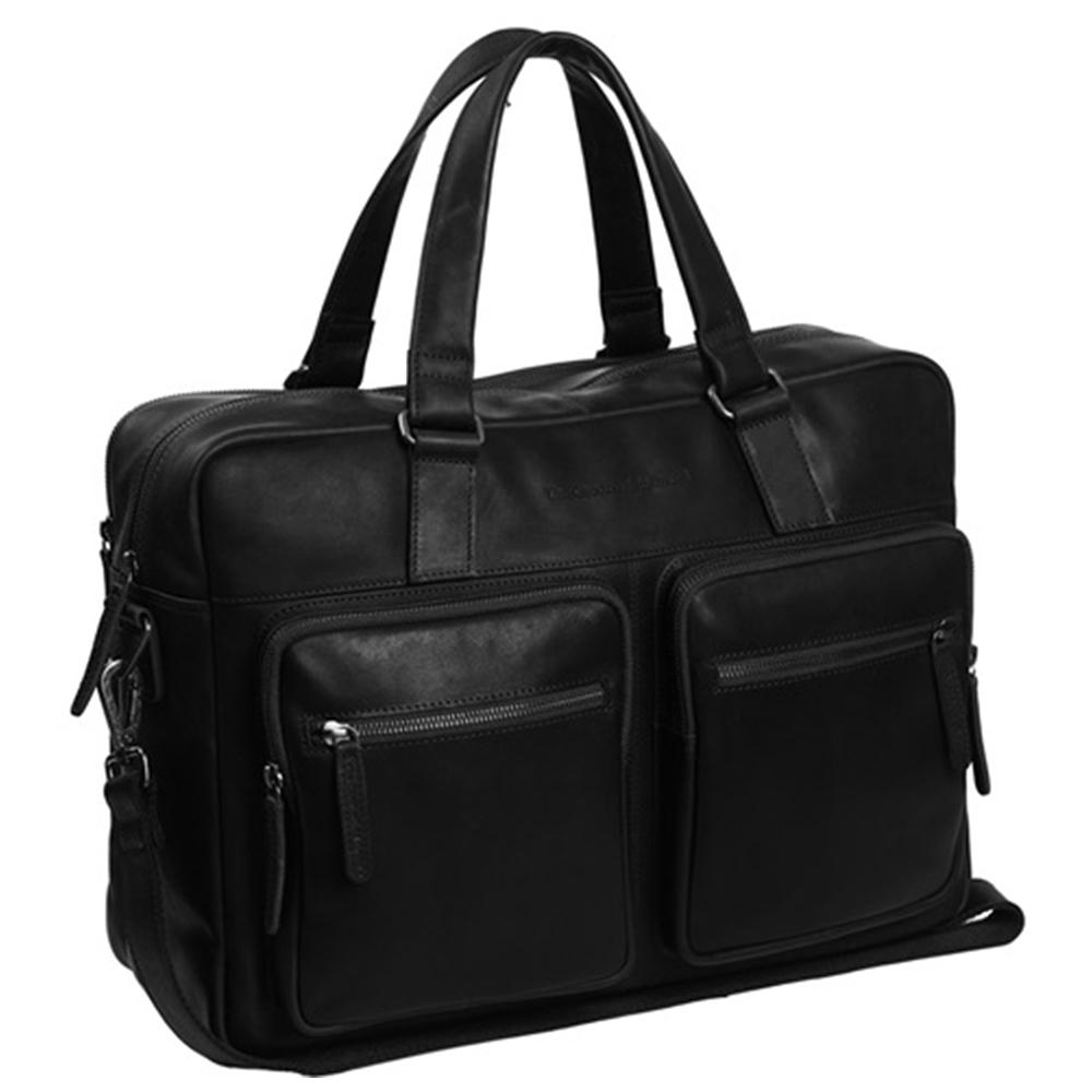 The Chesterfield Brand - Laptoptasche Misha - black