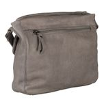 Burkely - X-Over M Flap Just Jackie - light grey