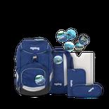 ergobag - 6-teiliges Schulrucksack-Set pack - BlaulichtBär