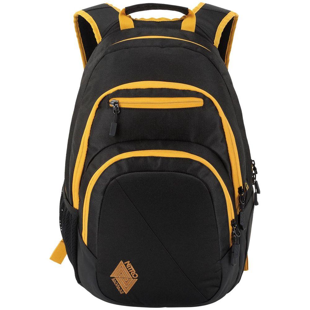 Nitro - Rucksack Stash - golden black