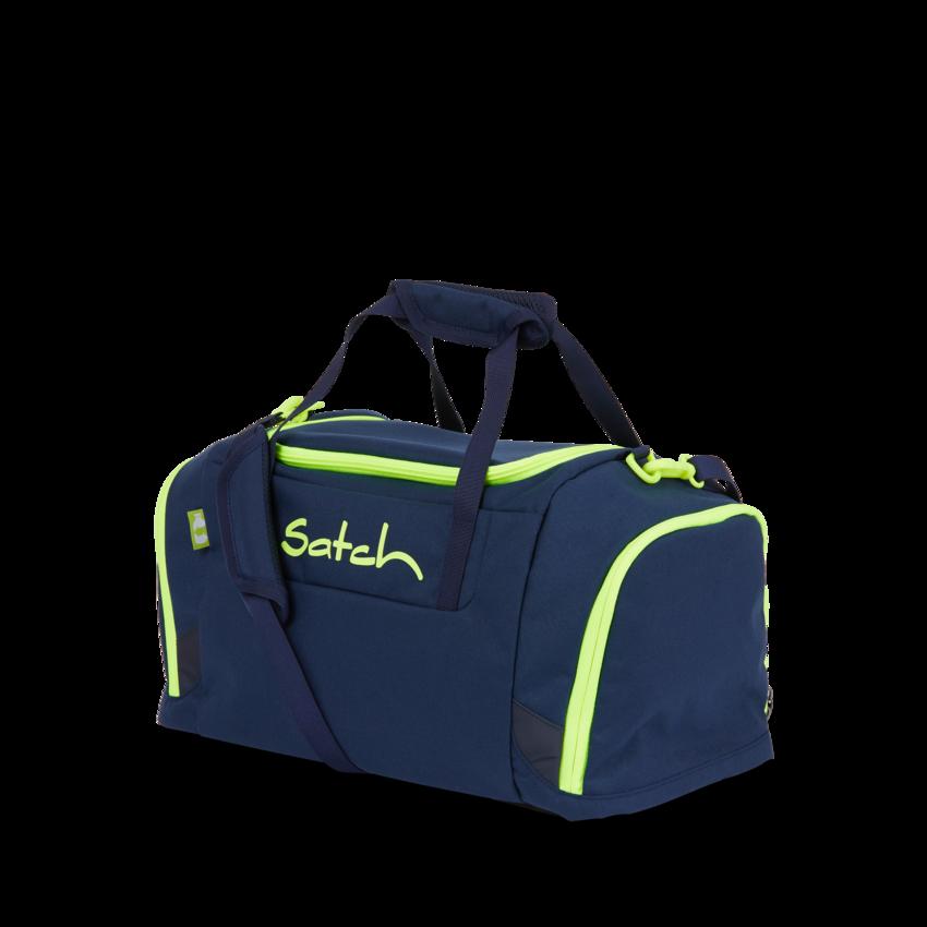 Satch - Sporttasche Duffle Bag - Toxic Yellow
