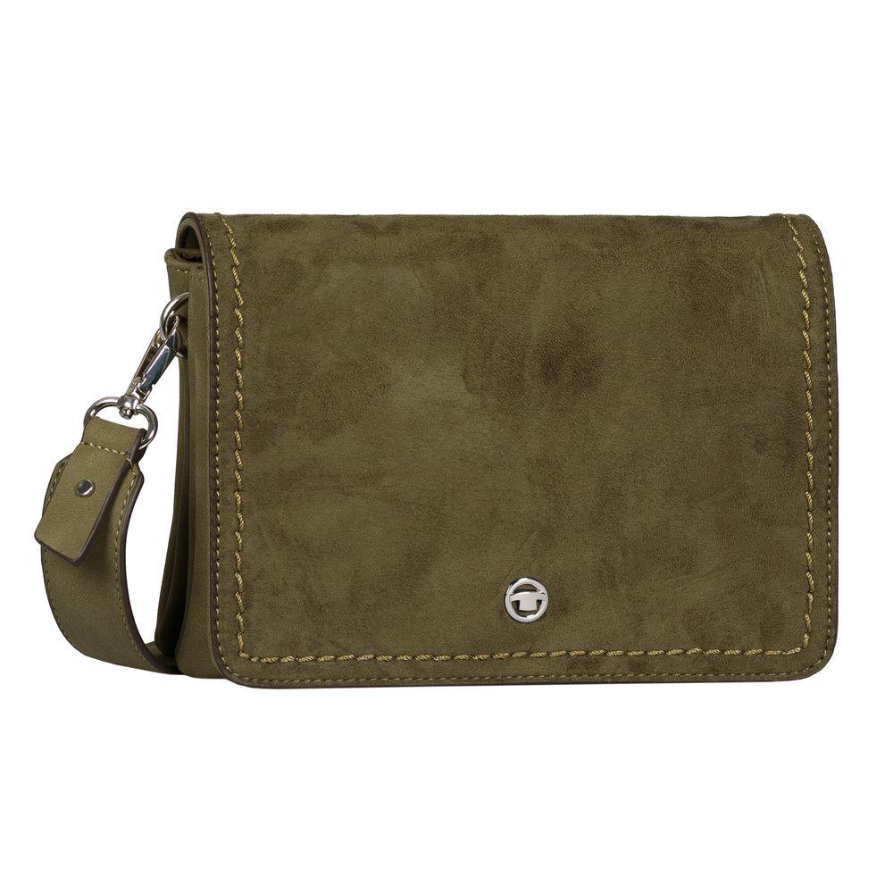 Tom Tailor - Firenze Flap Bag - khaki