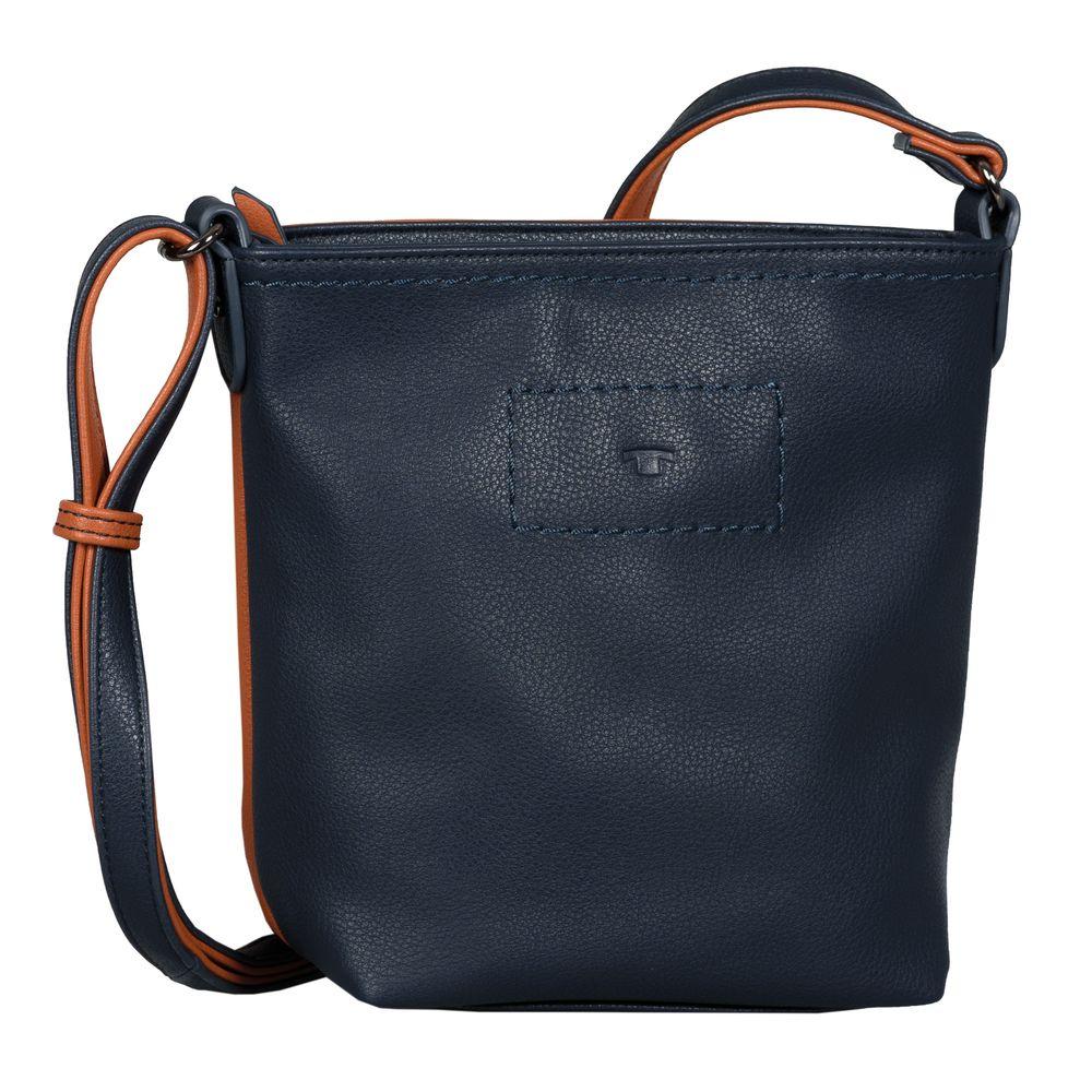 Tom Tailor - Jess Cross Bag - mixed blue